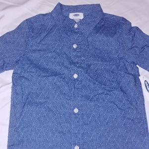 NWT Old Navy Boys Shirt
